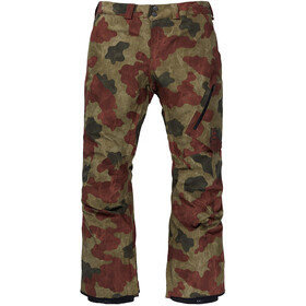 Burton Cyclic Pants Gore-Tex Men, martini olive telo camo